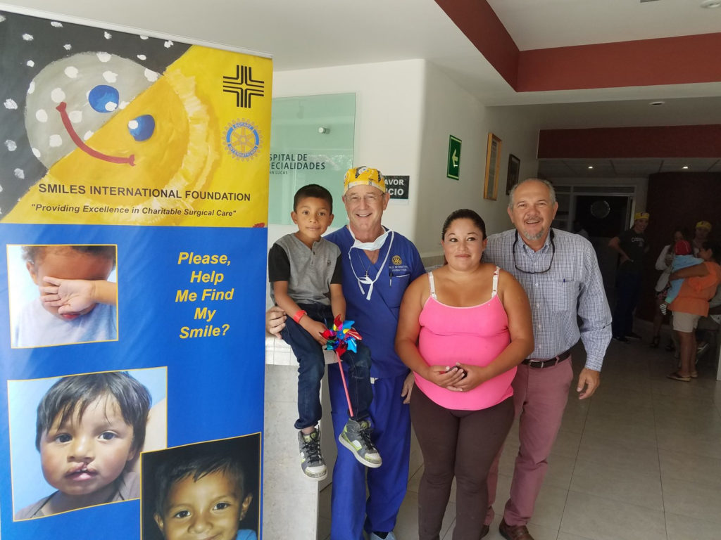 Smiles Foundations changes live for young children with palate deformities.