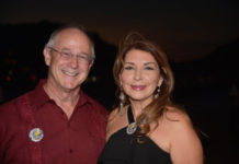Dr. Jeff Moses and wife Maribel, directors of the Smiles Foundation based in Carlsbad, CA.